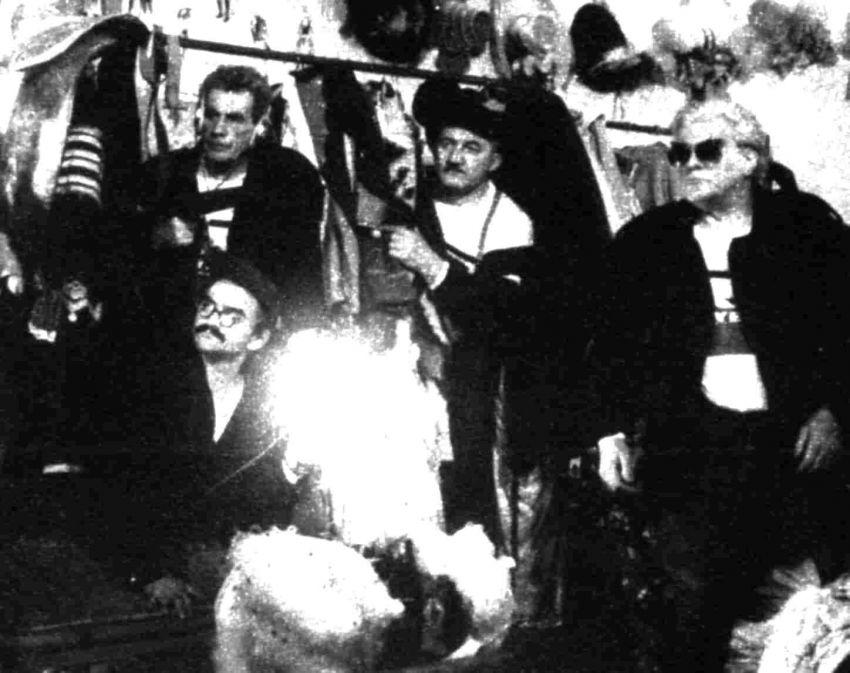 Velká filmová loupež (1986)