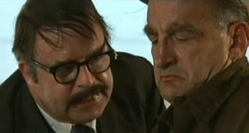 Odborník na banky (1974)