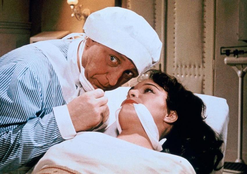 Mikosch v tajných službách (1959)