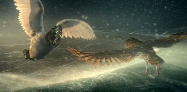 Legenda o sovích strážcích (2010)
