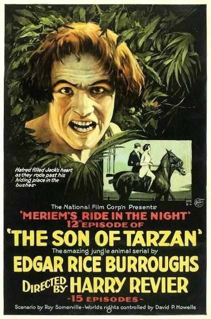 "plakát k 12. epizodě seriálu s názvem  ""Meriem's Ride in the Night"""