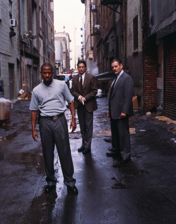 Modrý blesk (1999)