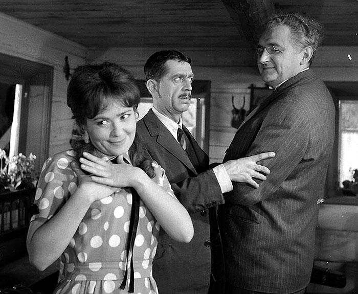 Čintamani a podvodník (1964)