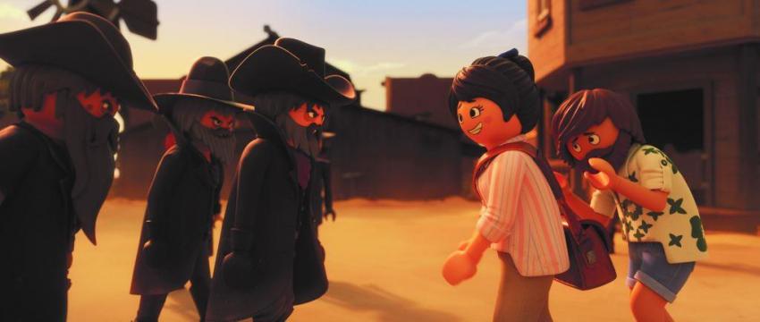 Playmobil ve filmu (2019)