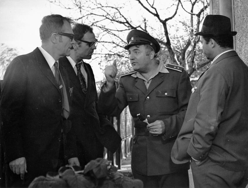 Radovan Lukavský, Stanislav Remunda a Vladimír Menšík