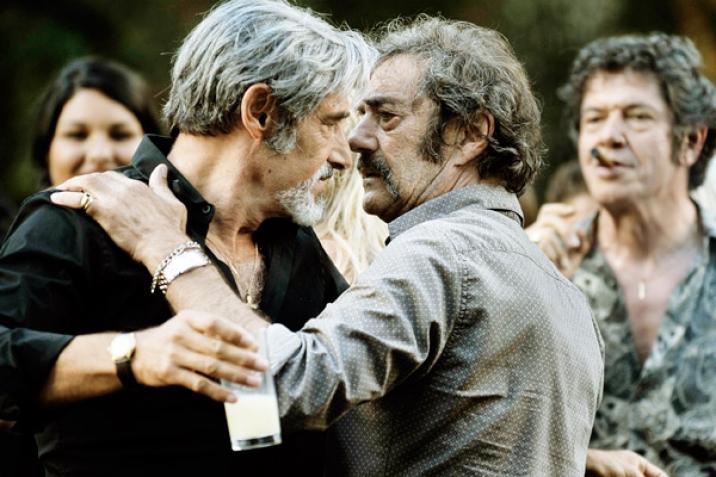 Gérard Lanvin a Daniel Duval