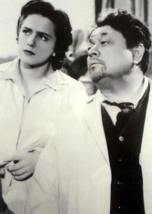 Modrý závoj (1941)
