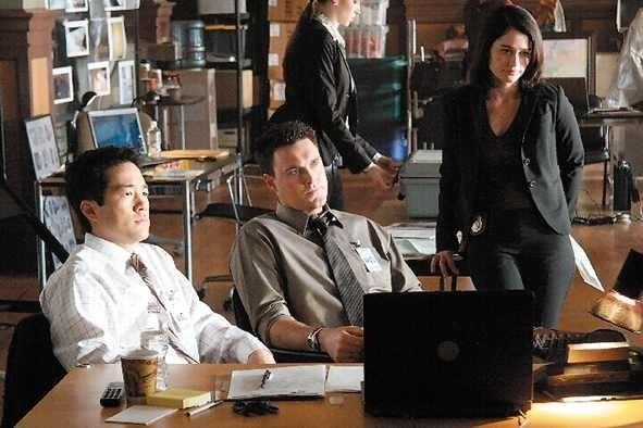 Mentalista (2008) [TV seriál]