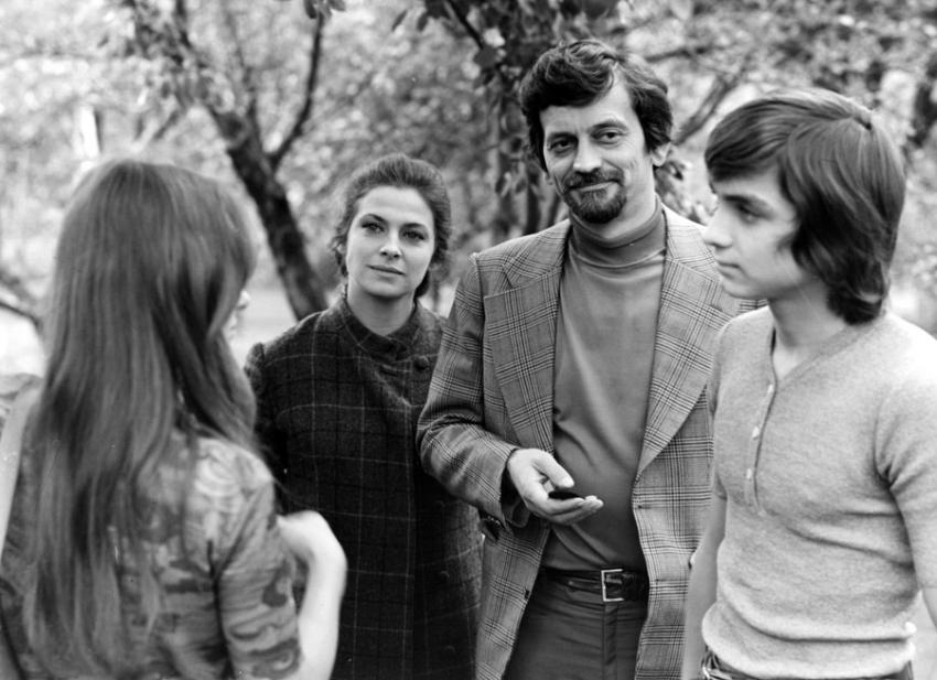 Jaroslava Schallerová, Milena Dvorská, František Velecký, Oldřich Kaiser