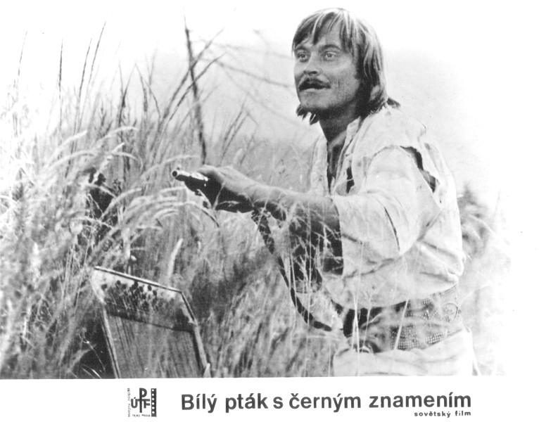 Bílý pták s černým znamením (1971)