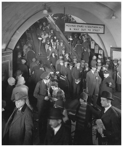 Podzemní dráha (1928)