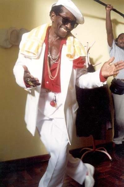 Samba Riachao (2001)
