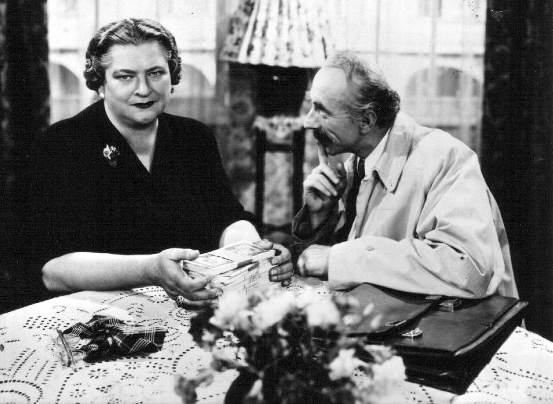 U pěti veverek (1944)