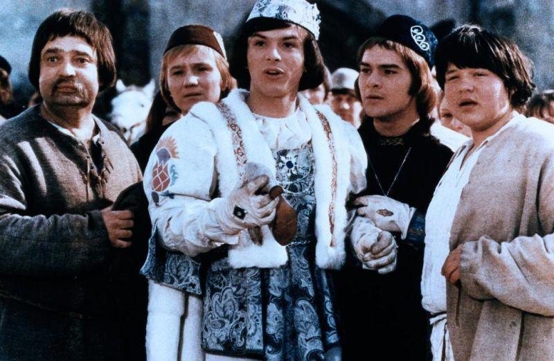 Tři oříšky pro Popelku (1973)