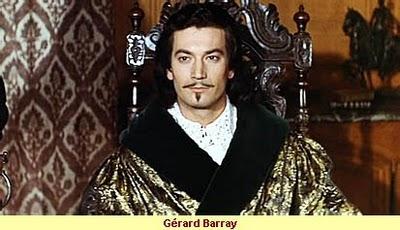 Gérard Barray jako Vallombreuse