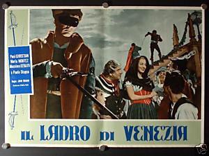 Zloděj z Benátek (1950)