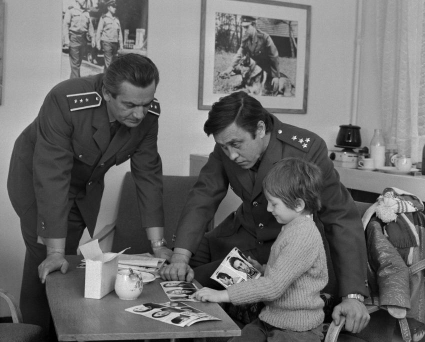 Řemen (1978) [TV film]