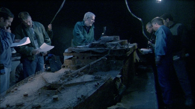 Tajemství Titaniku 3D (2003)