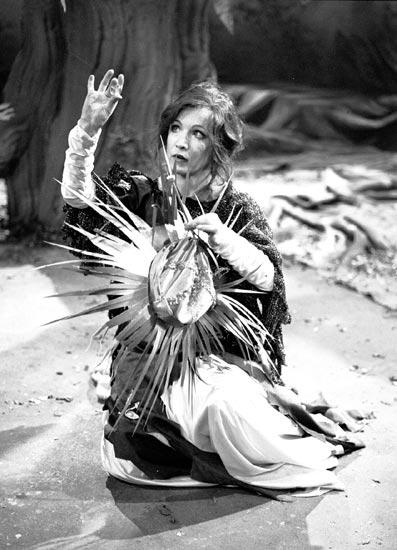 Jehlice Sluneční paní (1990) [TV inscenace]