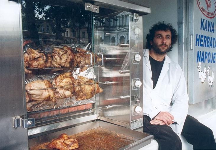 Moje pečená kuřata (2002)