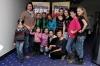 Jan Tuna s dětmi a úřadujícími mistry světa ve stepu z Tanečního studia Andrea