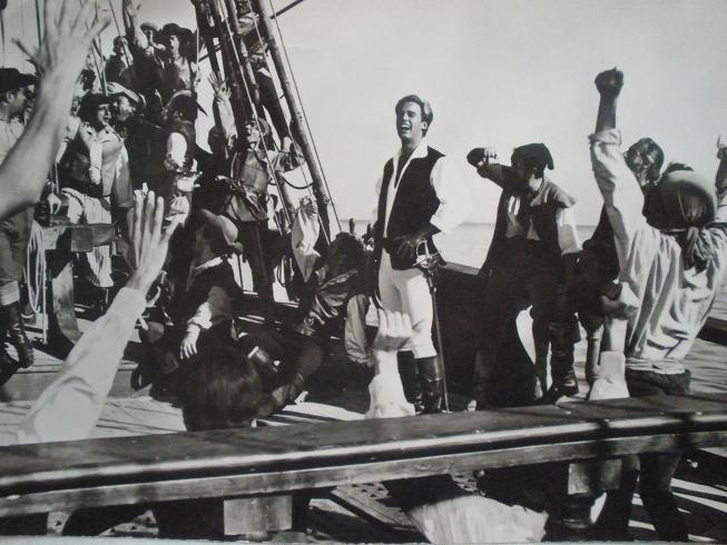 Syn kapitána Blooda (1962)