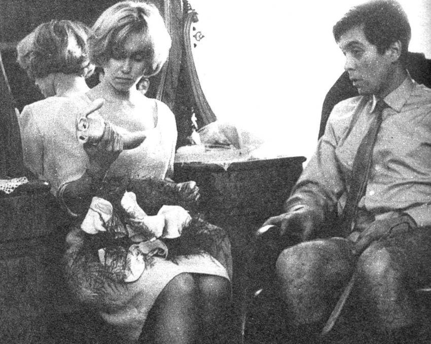 Křik (1963)