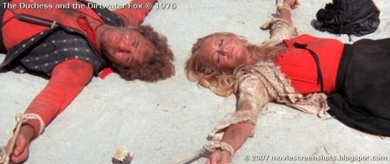 Hraběnka a lišák z Dirtwateru (1976)