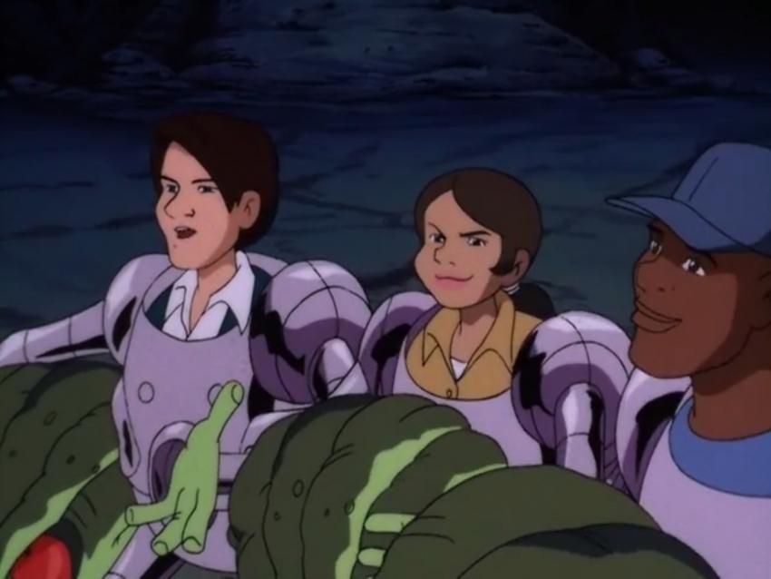 Scooby Doo a invaze vetřelců (2000) [Video]