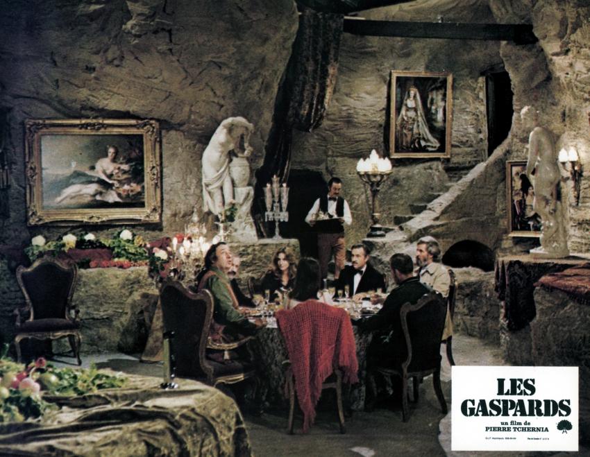 Krysy z temnot (1973)