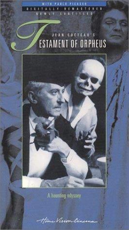 Orfeova závěť aneb Neptej se mě proč! (1960)