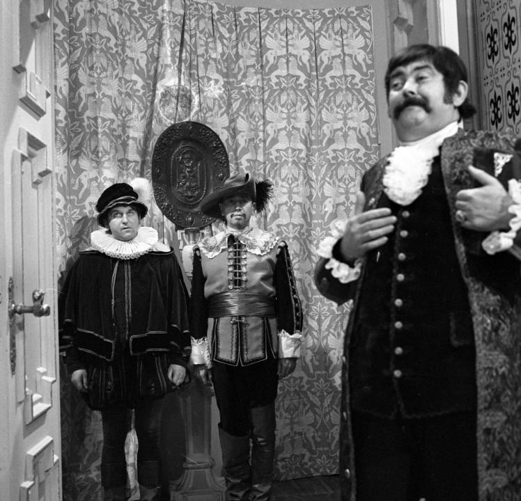 O šesti ošklivých princeznách (1969) [TV inscenace]