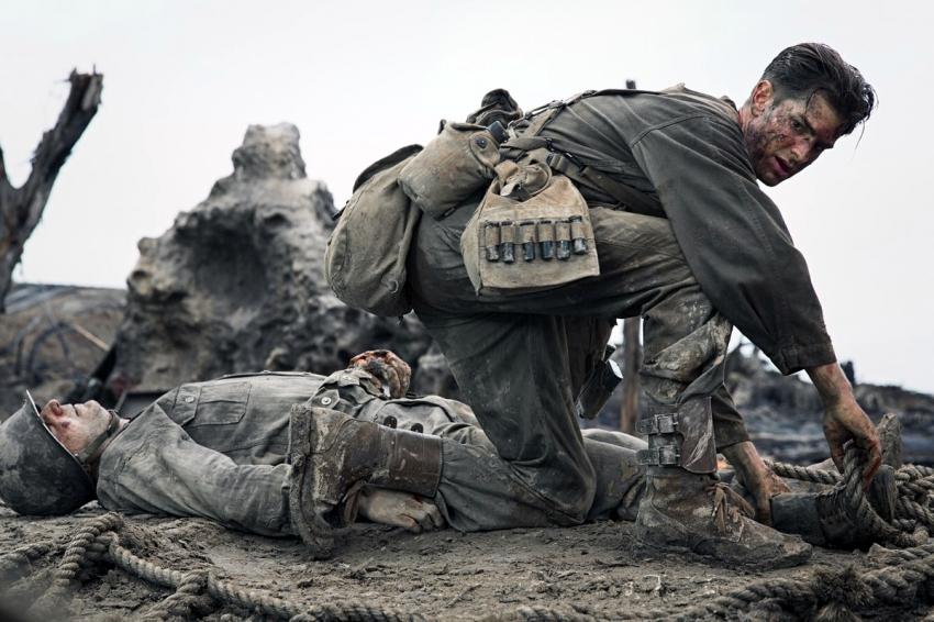 Hacksaw Ridge: Zrození hrdiny (2016) [2k digital]