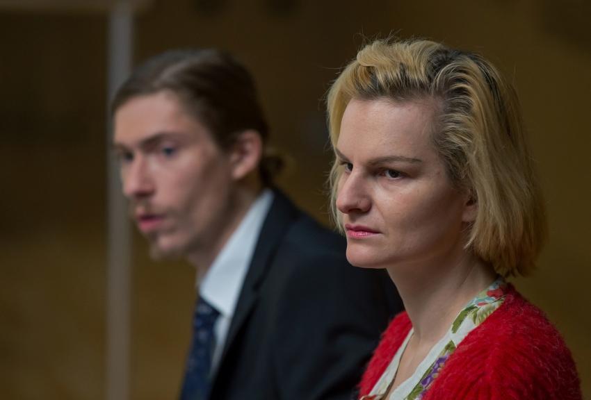 Jiří Černý a Iva Pazderková