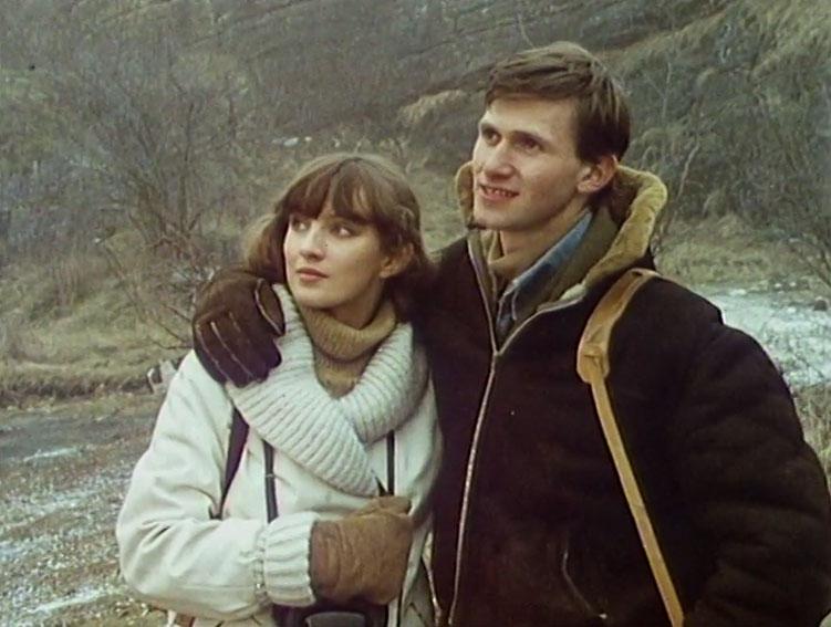 Zlata Adamovská a Jan Hrušínský