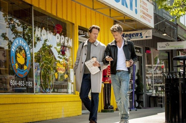 Tom Dick & Harriet (2013) [TV film]