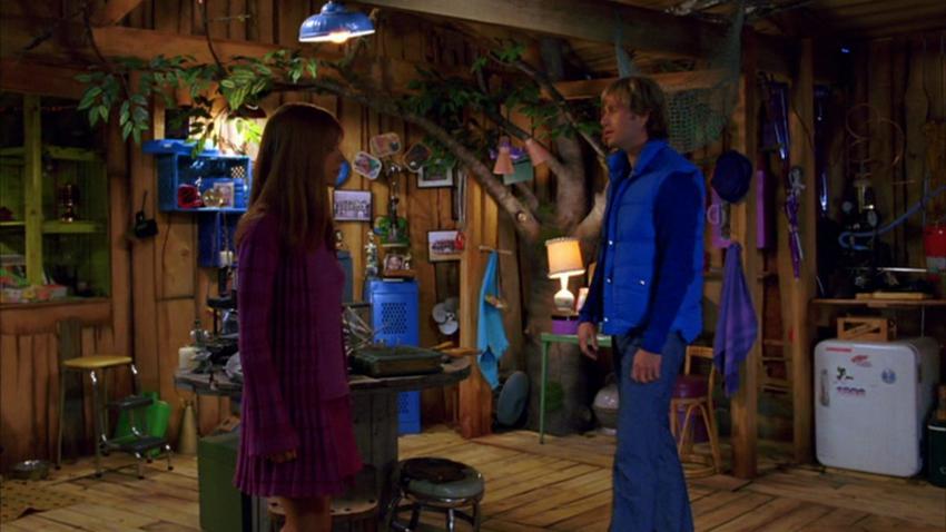 Scooby-Doo 2: Nespoutané příšery (2004)