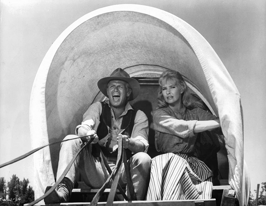 Cesta na západ (1967)