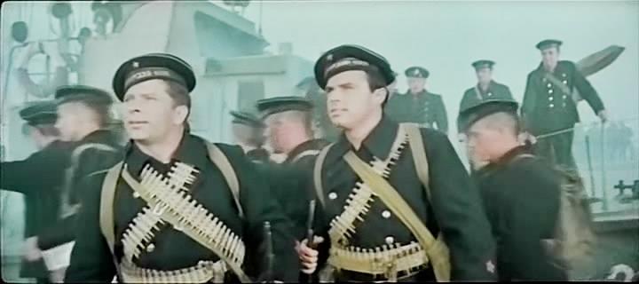 Moře v plamenech (1970)