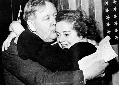 Elsa Lanchester Charles Laughton