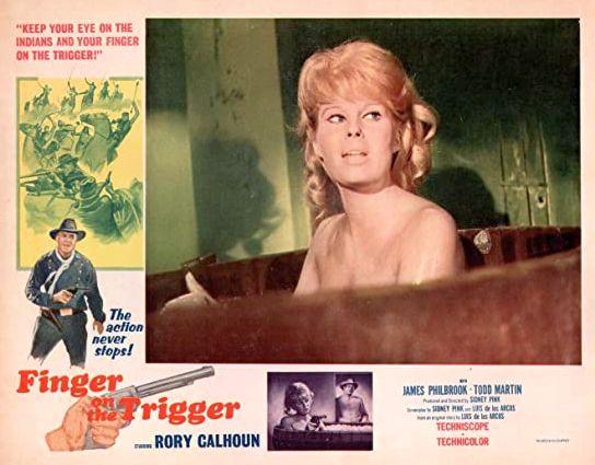 Finger on the Trigger (1965)
