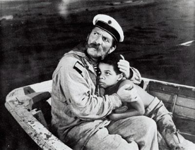Trosečník z otrokářské lodě (1952)