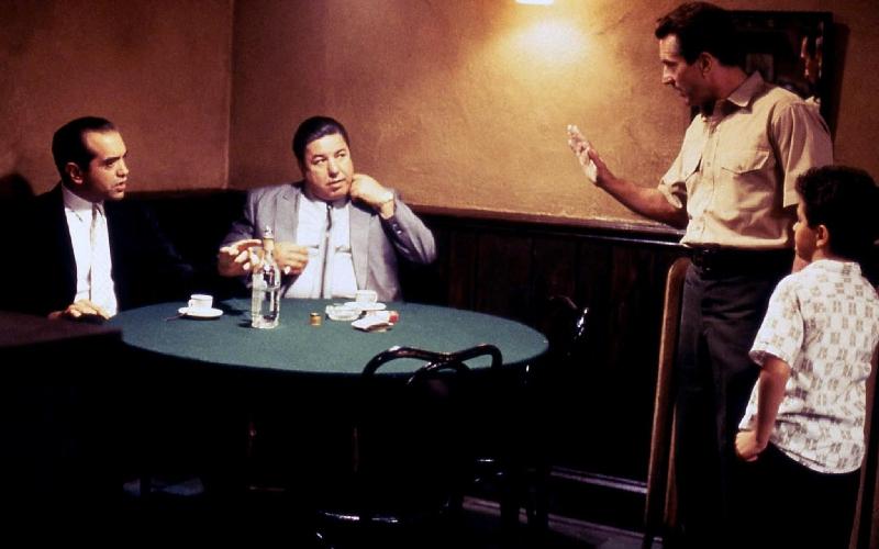 Příběh z Bronxu (1993)