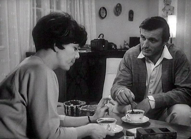 Jiřina Jirásková a Radoslav Brzobohatý