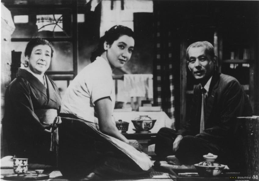Příběh z Tokia (1953)