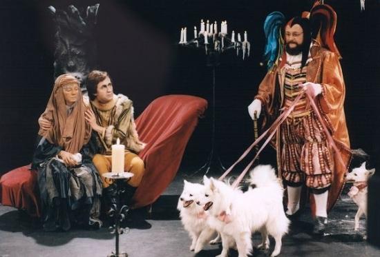 O Háderunovi a víle Elóře (1987) [TV inscenace]