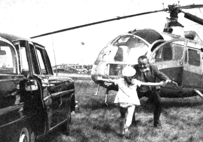 Pan Tau a neděle (1970)