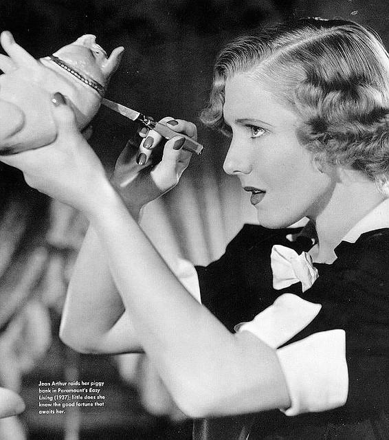 Její milionář (1937)
