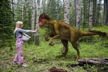 Tajemství nových dinosaurů (2007) [TV seriál]