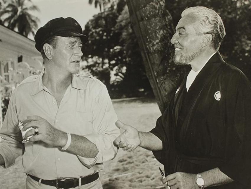 Donovanův útes (1963)